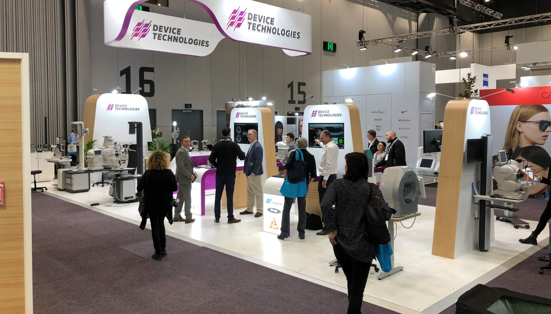 Device Technologies Trade Show